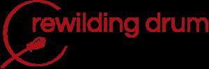 rewilding drum logo
